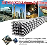 50 cm Aluminum Welding Wire, Low Temperature