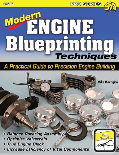 Amazon modern engine blueprinting techniques a practical guide modern engine blueprinting techniques a practical guide to precision engine blueprinting pro by fandeluxe Images