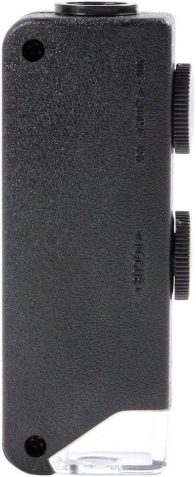 ANHPI Lupa Portátil para Microscopio Ajustable Antigüedad Joya ...