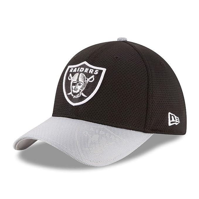 A NEW ERA Era NFL Sideline 39Thirty Oakrai OTC Gorra Línea Oakland ...