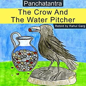 The Crow and the Water Pitcher Audiobook