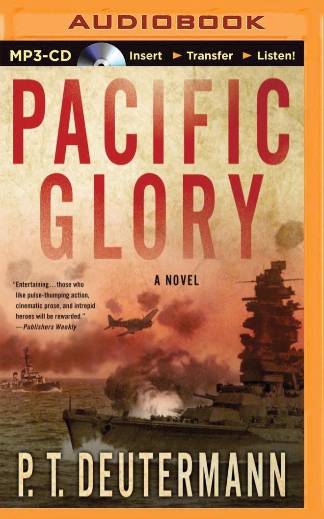 Pacific Glory ebook