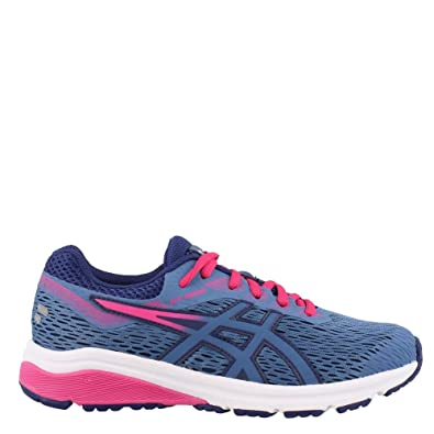92dcb1e85958 ASICS Kids Girl s GT-1000 7 (Big Kid) Azure Fuchsia Purple 3.5