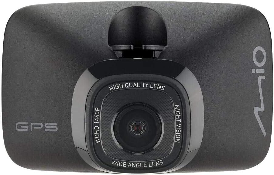 Mio Mivue 812 Dashboard Kamera 1440p Gps Navigation