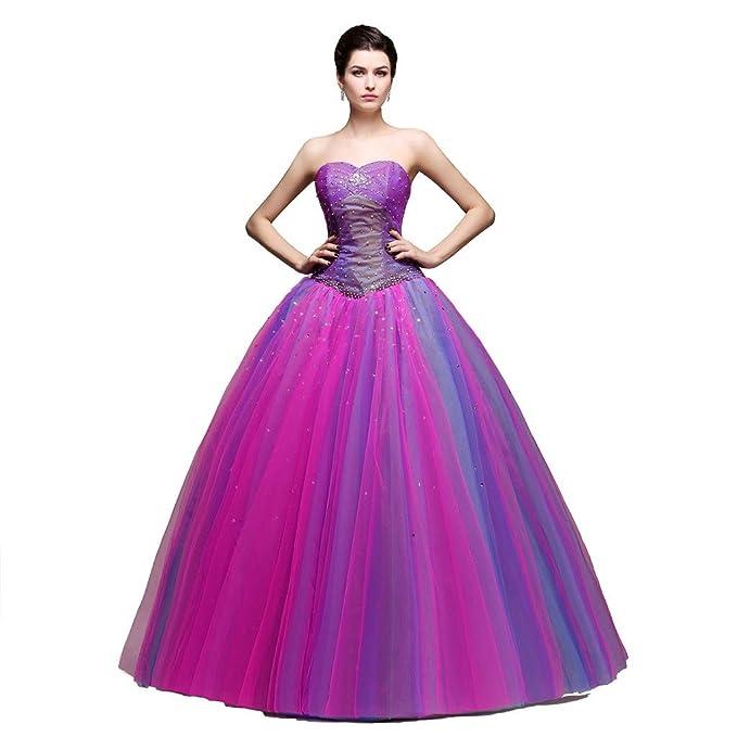 c6f46e312f El tul de este vestido está diseñado con material de satén