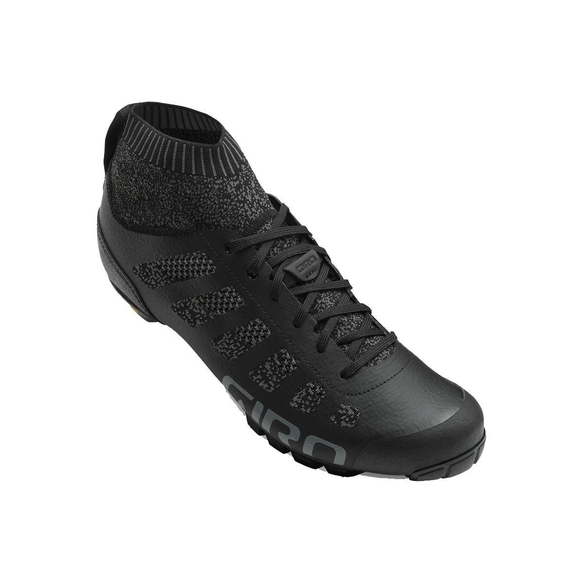 Giro Empire vr70ニットサイクリング靴 – Men 's 46 M EU ブラック/チャーコール B075RVZQQX