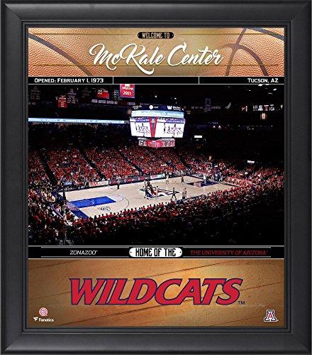 Arizona Wildcats Framed 15