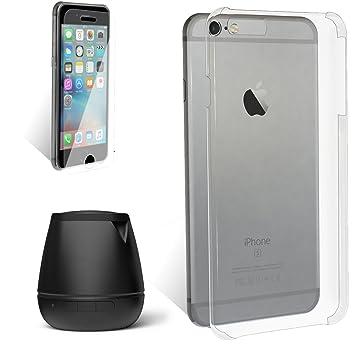 coque iphone 6 enceinte