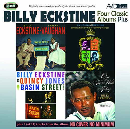 Four Classic Albums Plus (Sarah Vaughan And Billy Eckstine Sing The Best Of Irving Berlin/Billy Ecks -  Eckstine, Billy ()