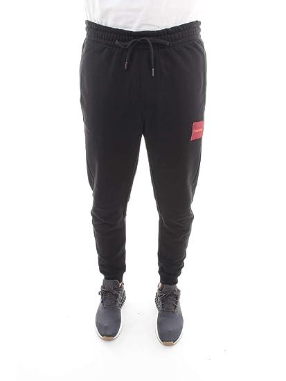 Calvin Klein - Pantalón Deportivo - para Hombre Negro Black XL ...