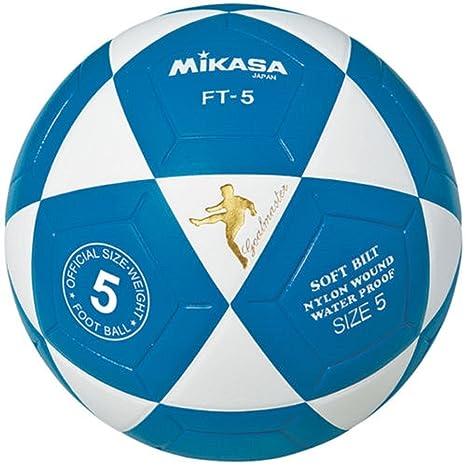 Mikasa Ft-5 objetivo Master Pro balón de fútbol tamaño 5 Fútbol ...