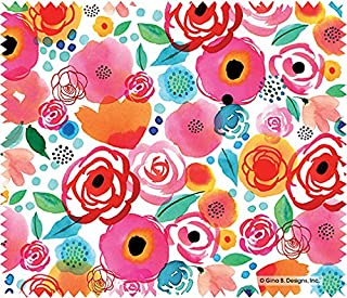 product image for Microfiber Cleaning Cloth for Lenses - Roses & Poppies