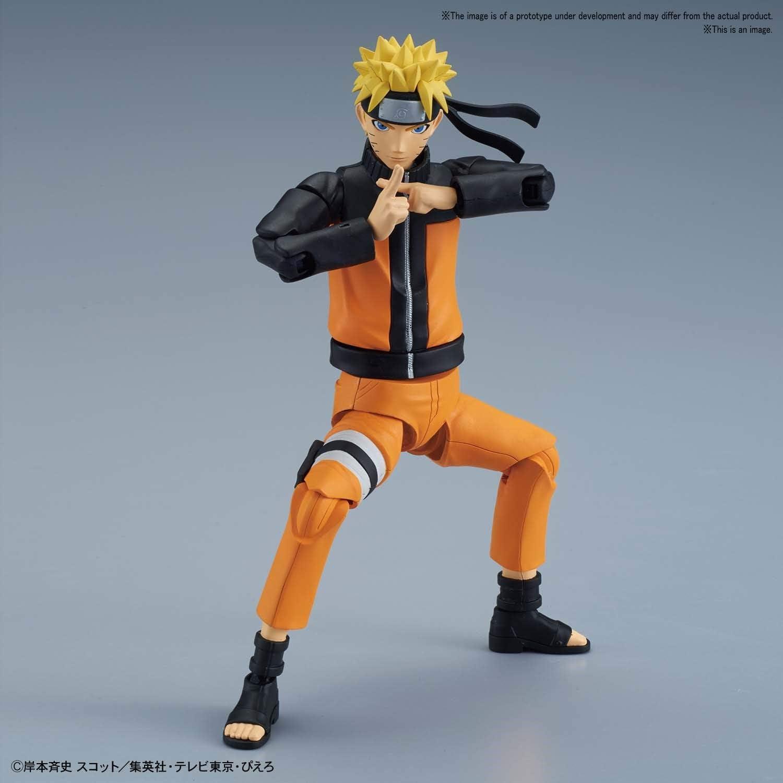 """Bandai Hobby Figure-rise Standard Uzumaki Naruto """"Naruto"""""""