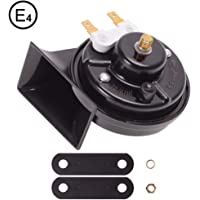 Elerose Universal 12V 110dB 510HZ moto lumaca elettrica altoparlante grande cassa armonica