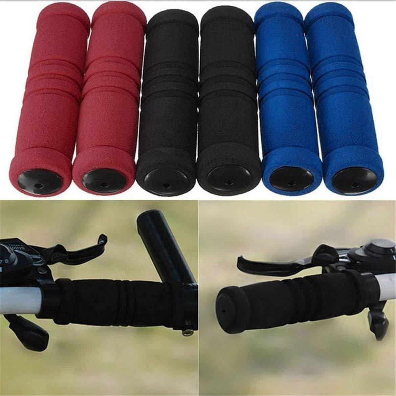 V/élo Poign/ées de V/élo Moto Poign/ée de Barre de V/élo V/élo V/élo de Course /Éponge Sweat Absorbant V/élo Guidon Grip Covers
