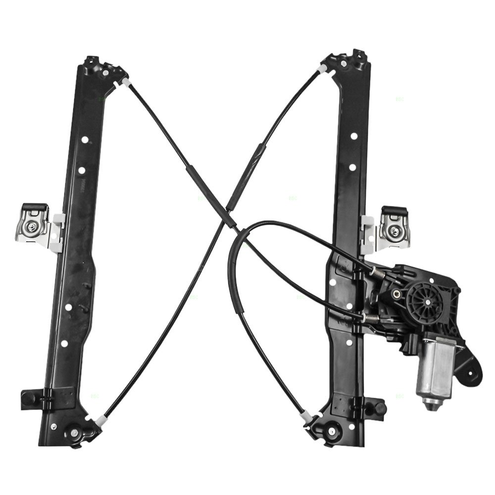 Drivers Rear Power Window Lift Regulator & Motor Assembly Replacement for Chevrolet Cadillac GMC Pickup Truck 19301981 by AUTOANDART
