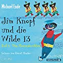 Jim Knopf und die Wilde 13 Audiobook by Michael Ende Narrated by Robert Missler