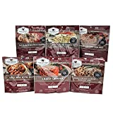 Wise Outdoor Meals 72 Hour Emergency Kit-Pack of 6