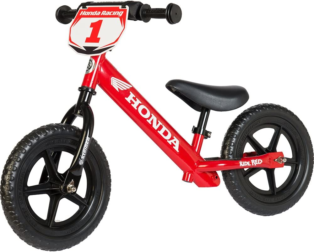 Strider – 12 Sport Balance, bicicleta sin pedales, de 18 meses ...