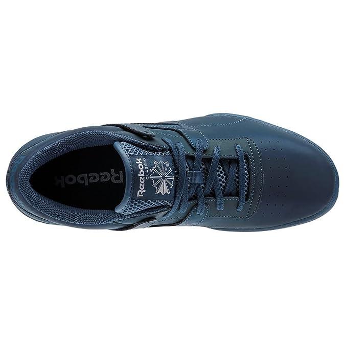 podgląd nowy produkt nowy haj Reebok Shoes - Workout Lo Clean PRS Blue/Multicolor/White ...