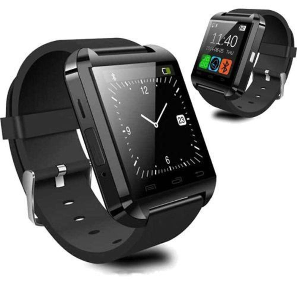 Smart Wrist Watch Phone Mate Bluetooth U8 For iPhone IOS Android HTC Samsung
