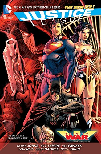 justice league united - 9