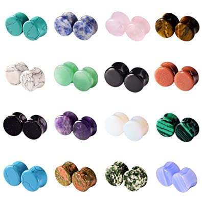 Amazon.com: D & M Jewelry 32pcs 2 G-5/8