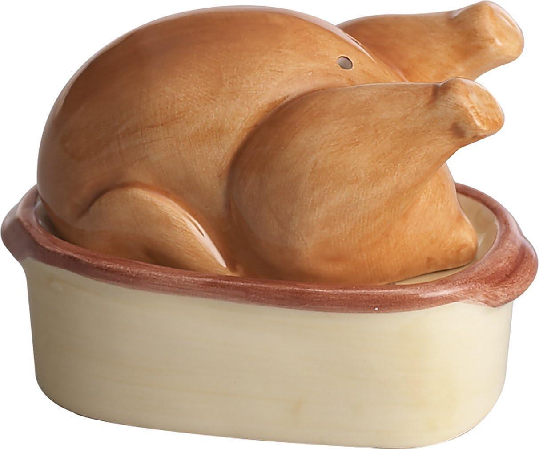 Roasted Turkey Salt /& Pepper Shaker Set