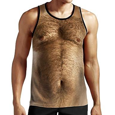 Hairy top men