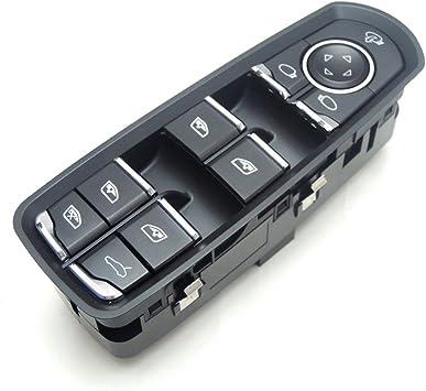 Fensterheberschalter Vorne Für Porsche Panamera Cayenne Macan 7pp959858mdml Auto