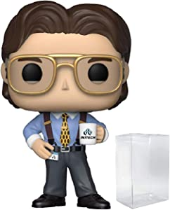 Funko Movies: Office Space - Bill Lumbergh Pop! Vinyl Figure (Includes Compatible Pop Box Protector Case)