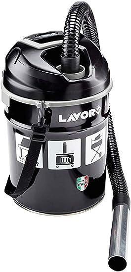 Aspirador de cenizas Lavor batería Ashley 2.1 Función de soplado 18 V Li-Ion 150 W para chimenea Barbacoa: Amazon.es: Bricolaje y herramientas