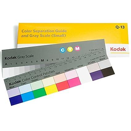 Amazon Tiffen Kodak Color Control Patches Separation Guide