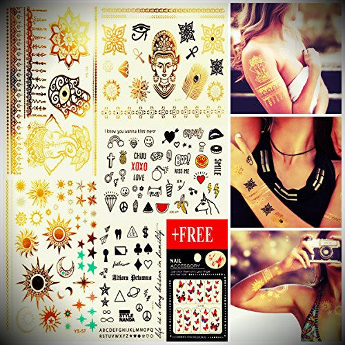 Bestselling Temporary Tattoos