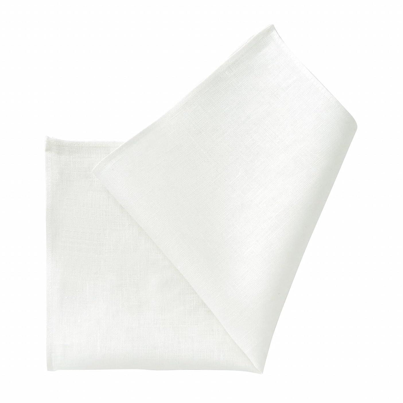 年次見せます想定するポケットチーフ 台紙付き シルク スクエア 全10色