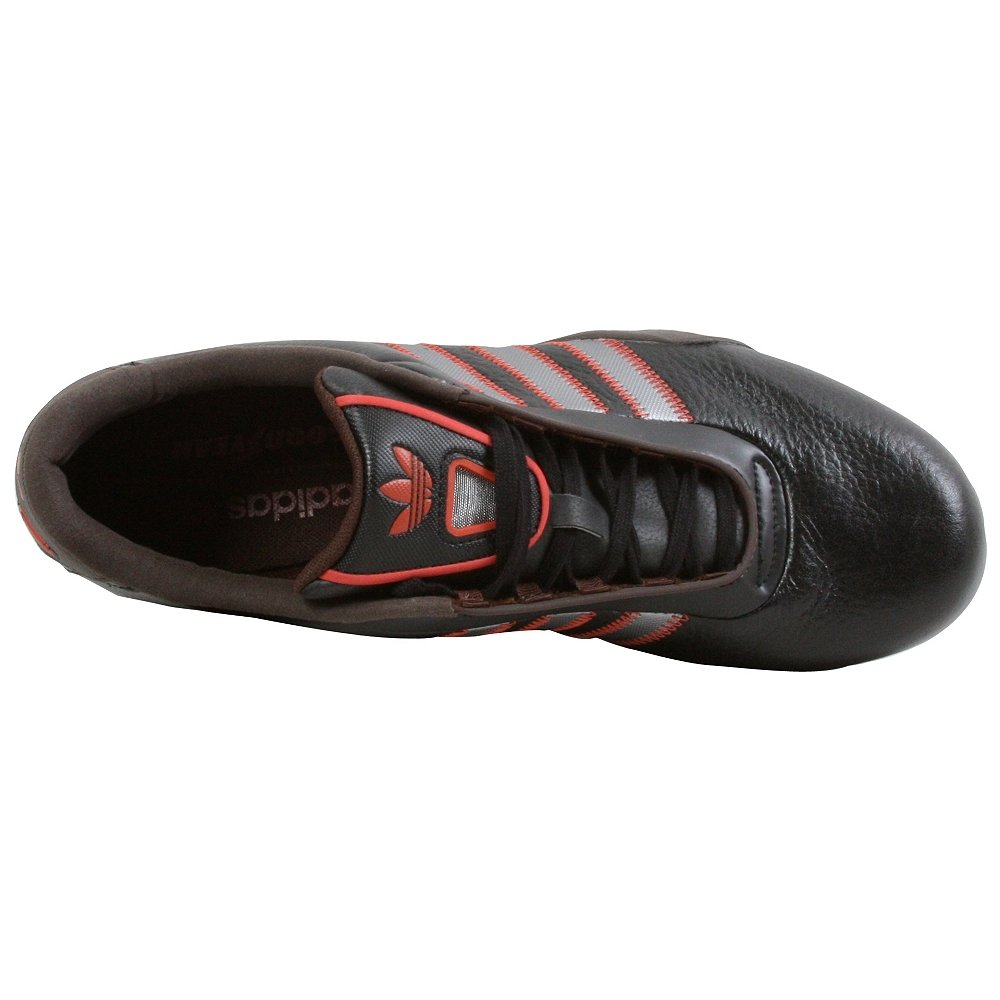 info for 6aa25 e8e19 Amazon.com  adidas Originals Mens Goodyear Race Sneaker  Fashion Sneakers