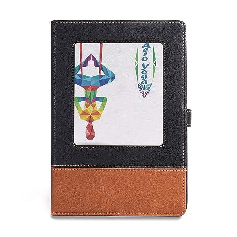 Amazon.com : Thick Notebook, Yoga, A5(6.1
