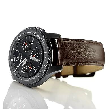 Samsung S3 Classic/frontera Smartwatch banda 22 mm hebilla ...