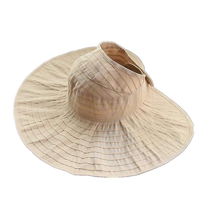 Amazon.com: MJHZQ 2019 Sombrero de verano unisex Casual ...