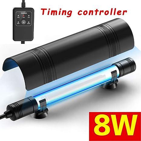 para Lámpara UV germicida esterilizadora acuariosluz DMKNC BsQrxhtdC