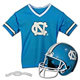 Franklin Sports NCAA North Carolina Tar Heels Helmet and Jersey Set