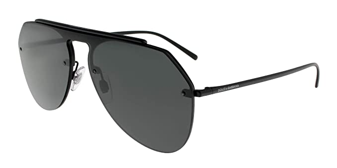 64ddb146b38 Image Unavailable. Image not available for. Colour  Dolce   Gabbana ROYAL DG  2213 MATTE BLACK GREY men Sunglasses