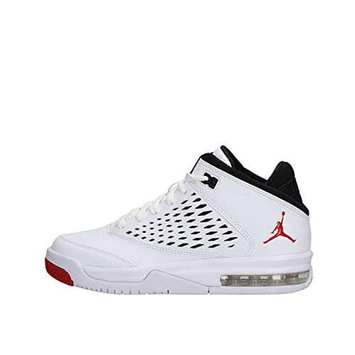 Zapatillas Jordan - Flight Origin 4 Bg blanco/rojo/negro talla: 38: Amazon.es: Zapatos y complementos