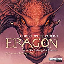 Eragon 2: Der Auftrag des Ältesten Audiobook by Christopher Paolini Narrated by Andreas Fröhlich
