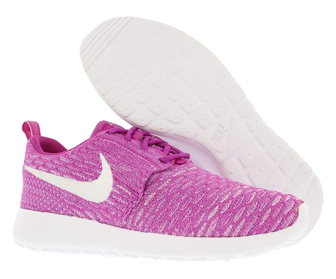 low priced a2ff2 a29cd Nike Women s Roshe Flyknit Running Shoes  Amazon.co.uk  Shoes   Bags