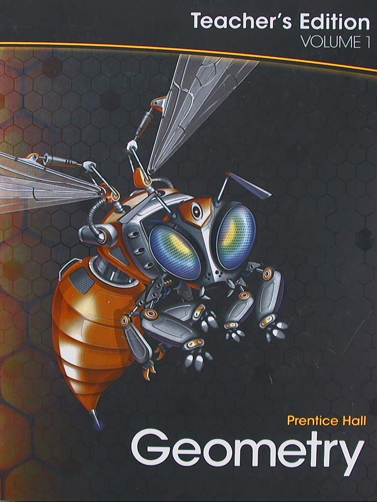 Geometry, Volume 1, Teacher's Edition, 9780133697070, 013369707x ...