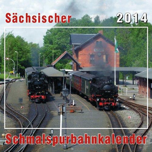 Sächsischer Schmalspurbahnkalender 2014