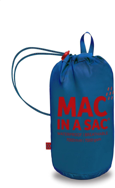 Veste imperm/éable Origin Unisexe Repliable Mac in a Sac/®
