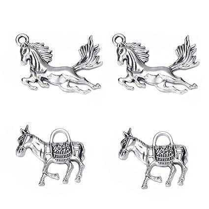 60pcs Retro Silver Alloy Arrow Head Charm For Necklace Pendant Jewelry Wholesale