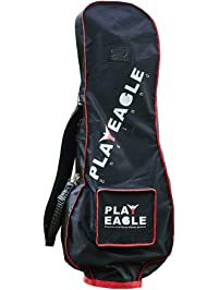 playeagle golf bag rain cover double zipper light weight golf travel cover bag for taylormade